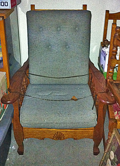 vintage morris chair antique c1920 s golden oak morris chair with 3249