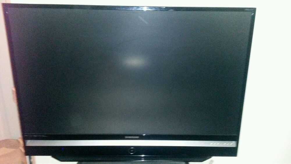 Samsung hl 85687w 50 1080p hd rear projection television samsung hl 85687w 50 1080p hd rear projection television 36725271791 ebay sciox Choice Image