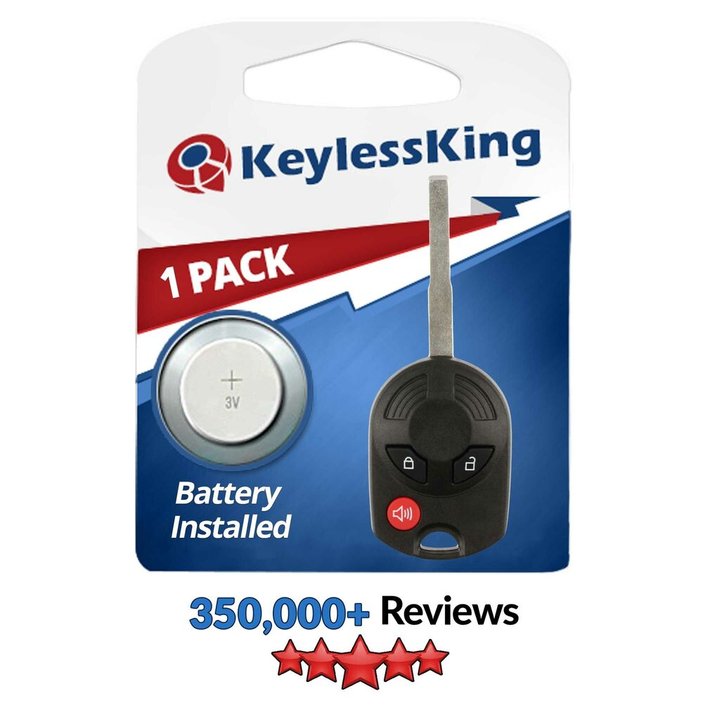 Jeep Key Fob Battery >> New Replacement Keyless Entry Remote High Security Car Key ...