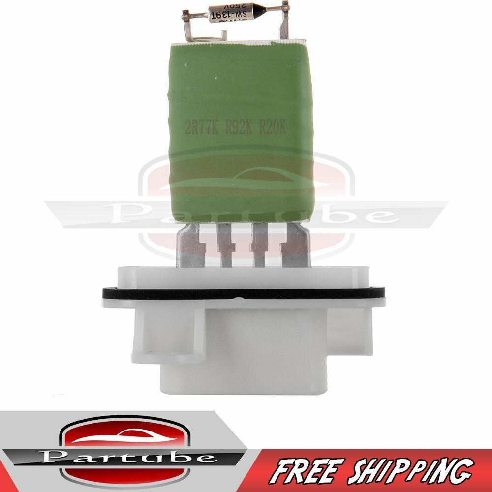 Chevy Colorado Blower Resistor: Heater Blower Motor Resistor OE#15218254 Fit GMC Canyon