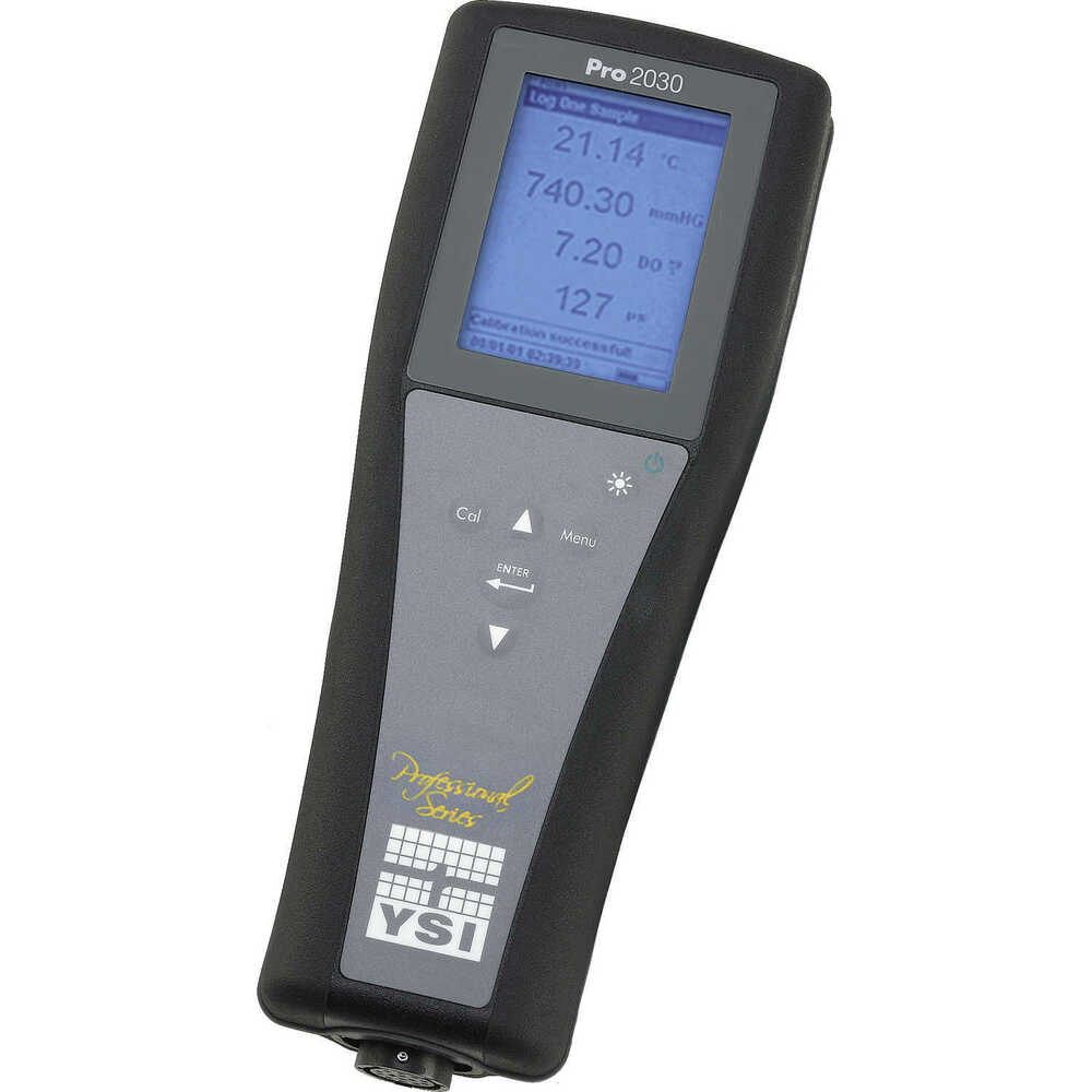 Ysi Conductivity Meters : Ysi pro handheld dissolved oxygen conductivity meter