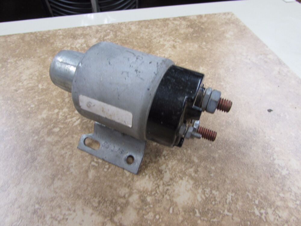 1966  Power Wagon 12 Volt Starter