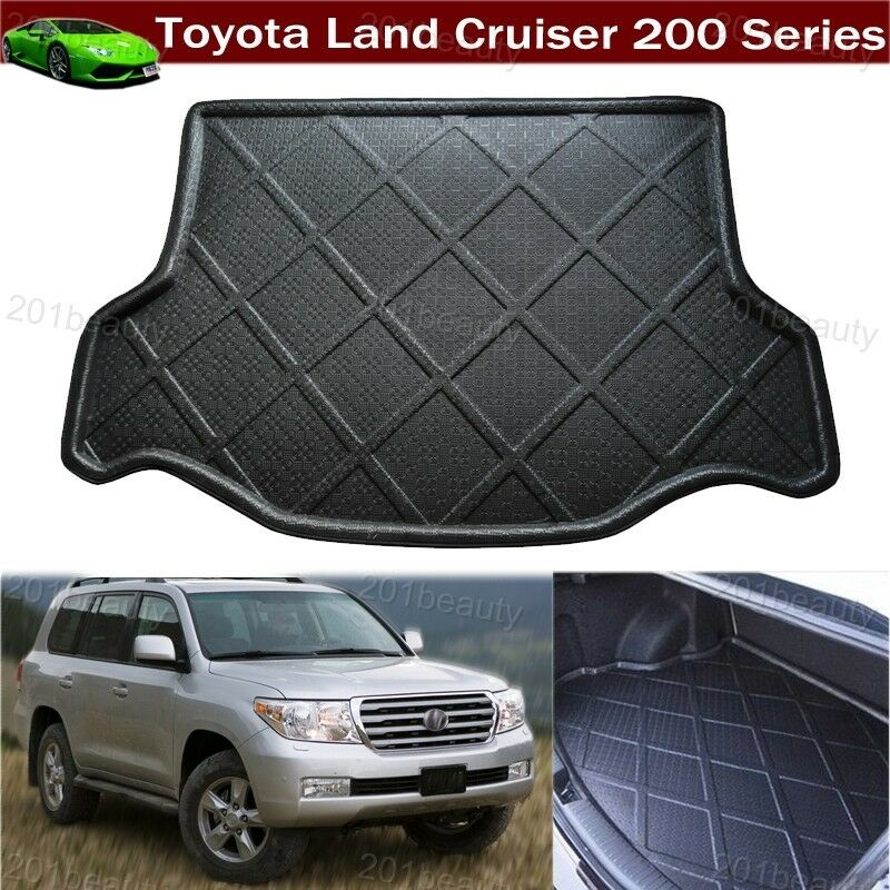 Car Trunk Liner Cargo Mat Tray Car Boot Pad For Toyota