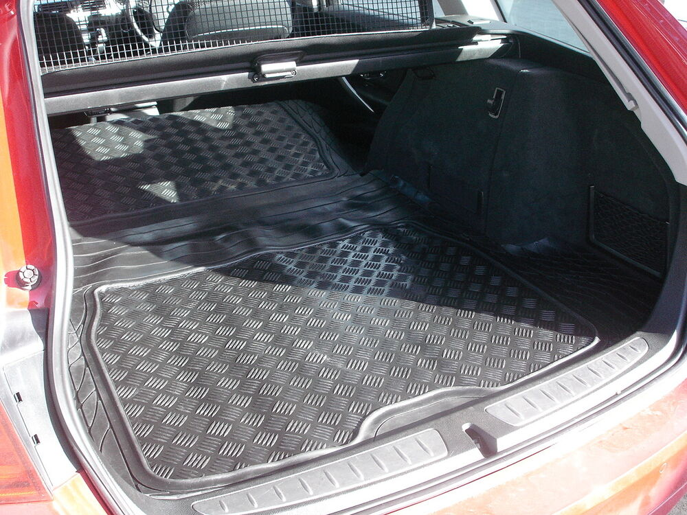 Bmw 3 Series F31 Estate Rubber Boot Mat Liner Options