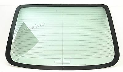 Heated Rear Window Back Glass For 2007-2011 Toyota Camry 4-DR Sedan