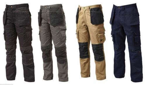 Apache HOLSTER knee-pad cargo combat work trousers cordura 4 colours all sizes