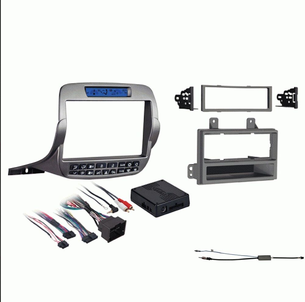 chevy camaro 2010 2015 car stereo radio dash install kit. Black Bedroom Furniture Sets. Home Design Ideas