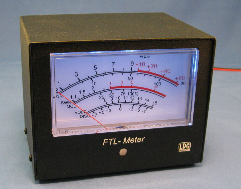 Ldg ftl meter analog meter for ft 857 897 authorized usa for 600 ft in meters