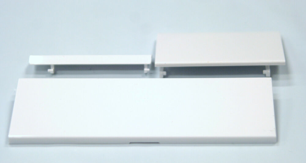 Wii Replacement Console Door Cover Set White Ebay