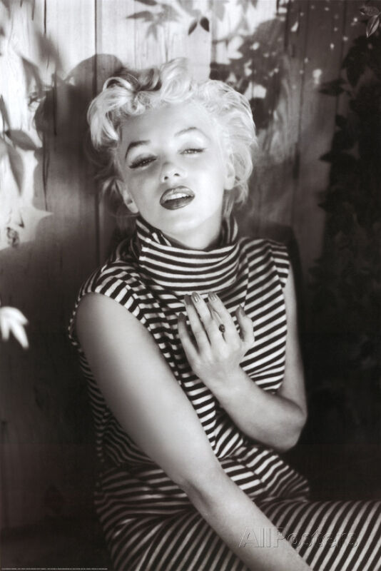 marilyn monroe cigarette movie poster print poster print 24x36 ebay. Black Bedroom Furniture Sets. Home Design Ideas