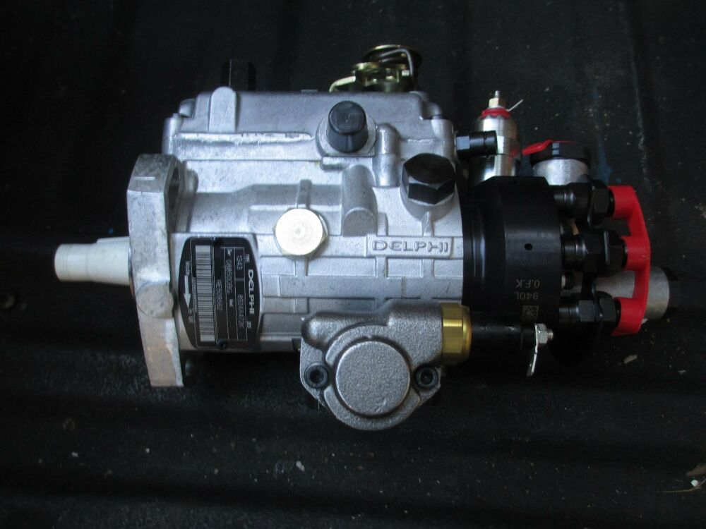 John Deere Injection Pump Troubleshooting >> NEW Delphi RE509562 Fuel Injector Injection 6 cylinder Pump JOHN DEERE FREE SHIP | eBay
