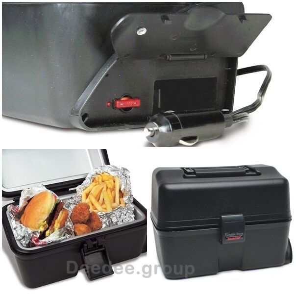 Food Warmer Oven ~ Stove lunch oven volt portable food warms heater