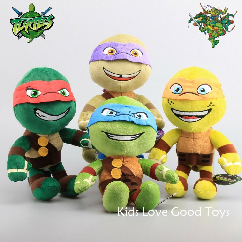 Donatello Tmnt Stuffed Animal