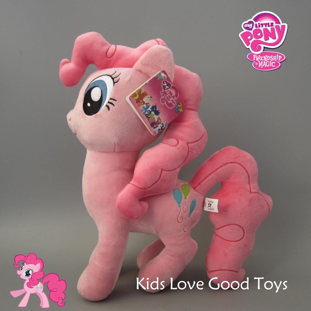 Best My Little Pony Toys And Dolls For Kids : My little pony g pinkie pie plush doll soft toy cm