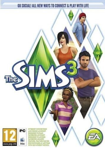 sims 3 for free mac