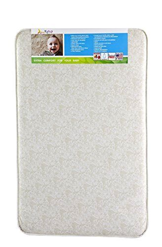 Playpen Foam Mattress Fits Pack n Play Infant Baby