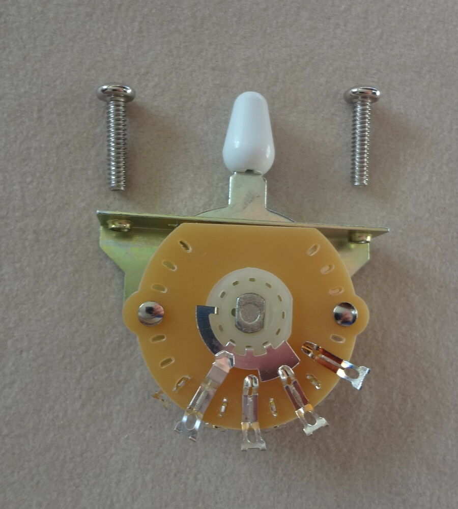 5 Way Lever Blade Switch Us Retro Strat Style By Mighty
