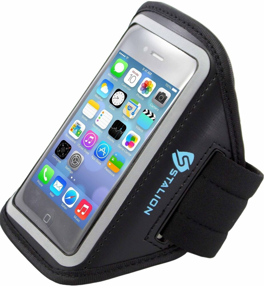 stalion sports running exercise gym armband case cover for apple ipod touch 4th ebay. Black Bedroom Furniture Sets. Home Design Ideas