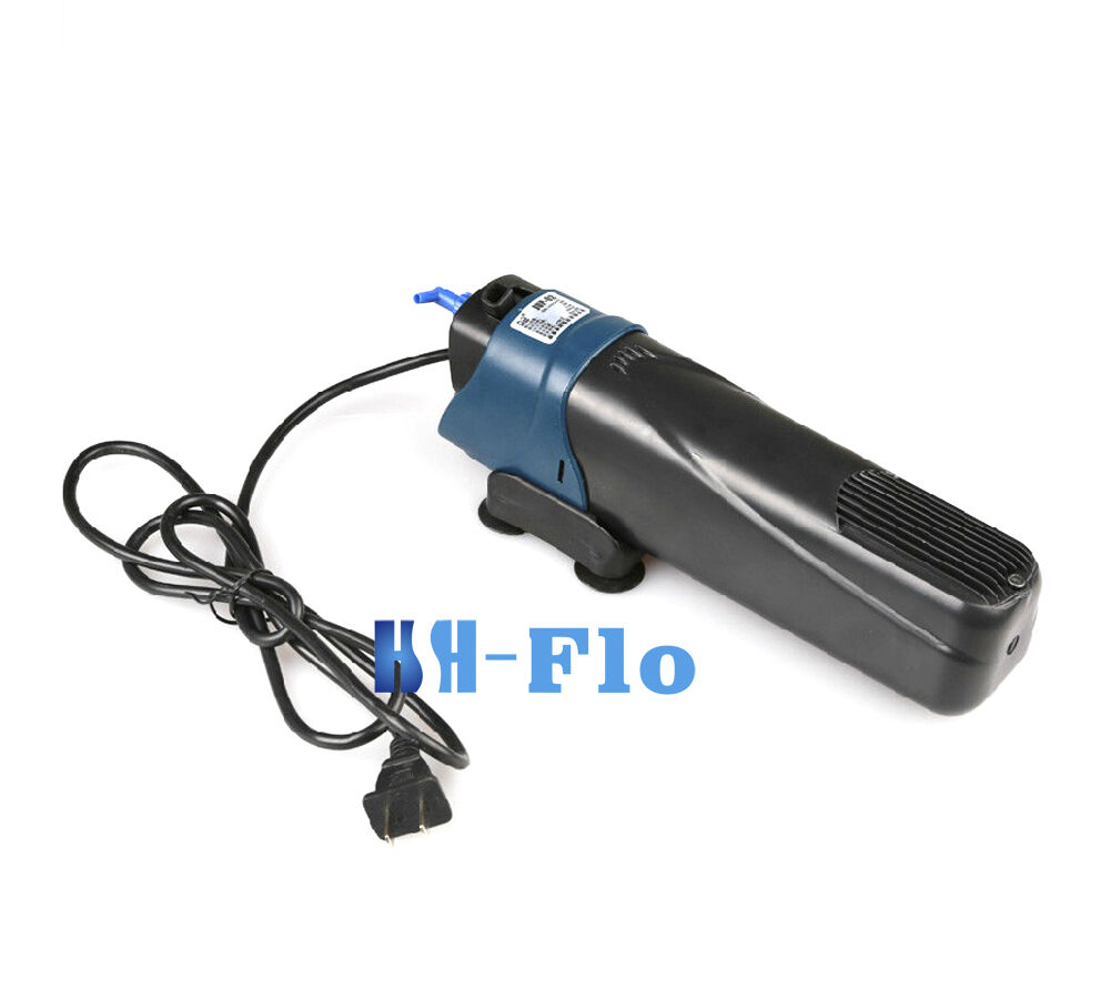 Fish tank uv filtration pump with oxygen filtering pump for Fish tank oxygen