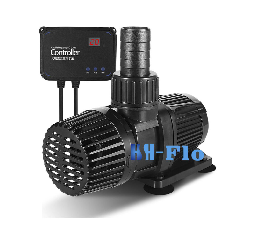 1321gph Adjustable Submersible Water Pump With Controller Aquarium Pond Pump Ebay