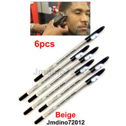 Kyпить 6pcs D.Beige Barber's Magic Pencil, for outlining before trimming and shaving на еВаy.соm