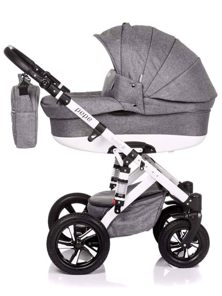 Pram Stroller Buggy Pushchair Trend Pepe Travel System