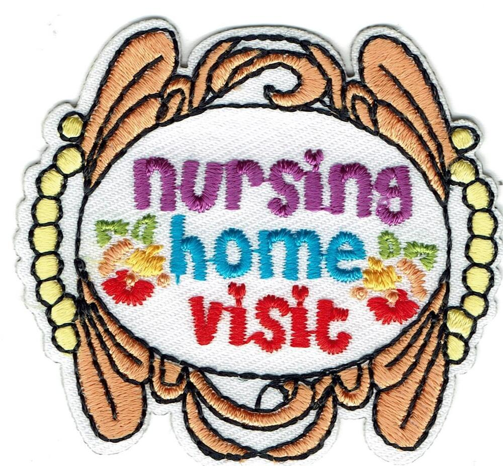how to visit someone in a nursing home