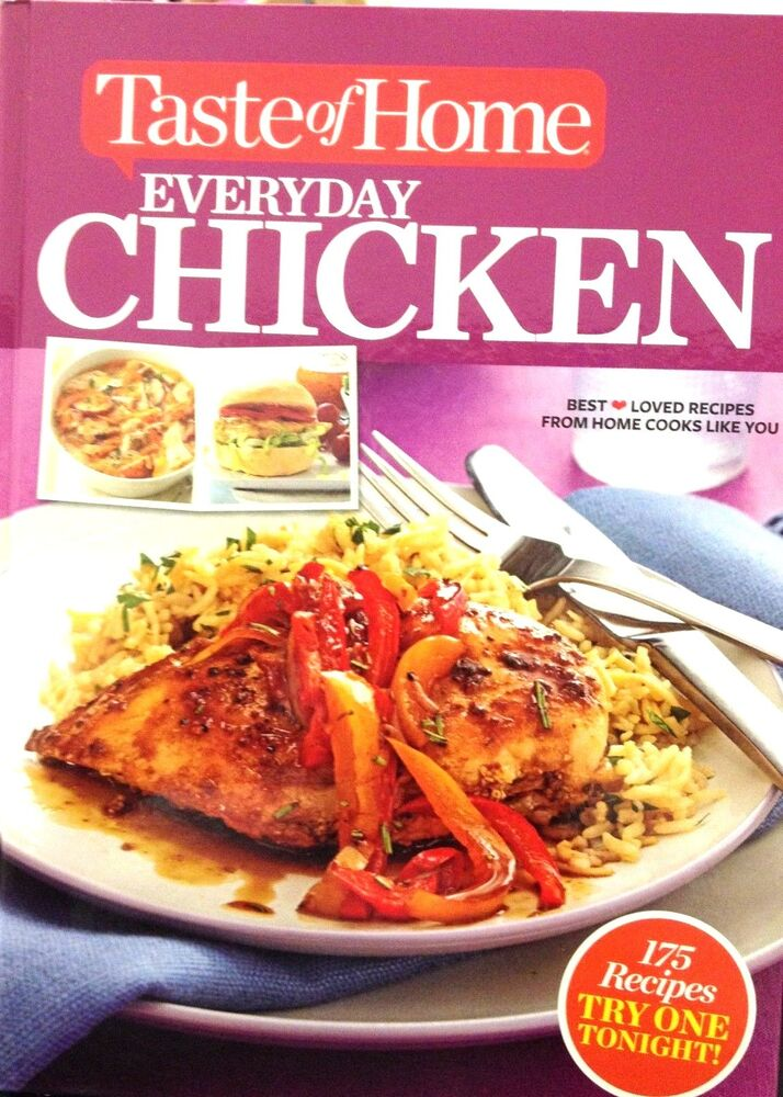 Taste Of Home Everyday Slow Cooker and One Dish Recipes 2010