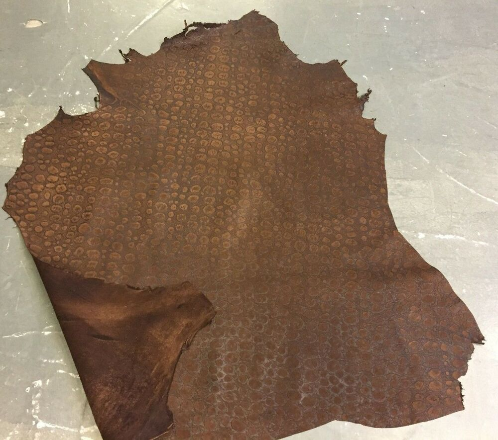 how to get taned leather