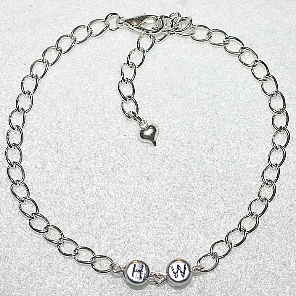 chain link hw hotwife charm anklet ankle