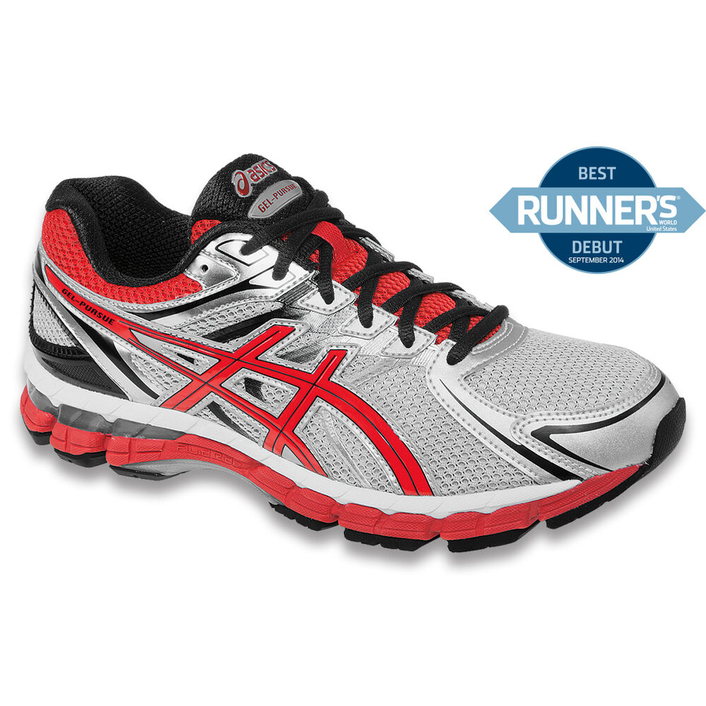 ASICS Men's GEL-Pursue Running Shoes T448N $40