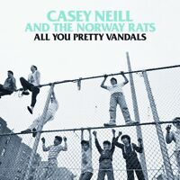 Casey Neill and The Norway Rats - All You Pretty Animals CD  NEW
