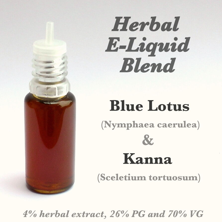 how to make blue lotus extract
