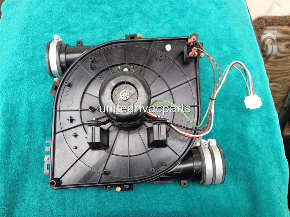Carrier Bryant Hc27cb122 A O Smith Je1d015n Inducer Motor