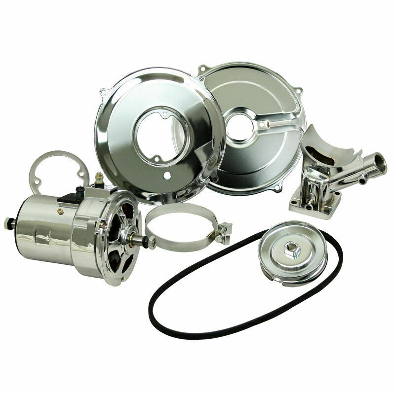 Vw Motor Swap Kits: EMPI 9451 New 75 Amp Alternator Conversion Kit With Pulley