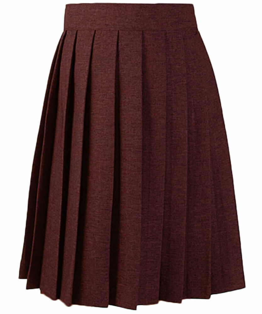 toast big quot quot pleated skirt sizes 7 16