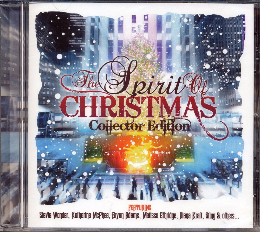 the spirit of christmas collector edition cd new sealed
