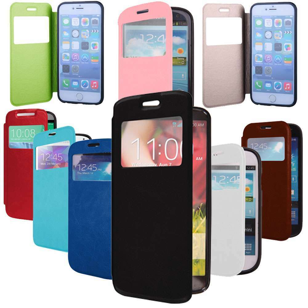 Smartphone COMFORT Case Mobile Phone Flip Protection Cover ...