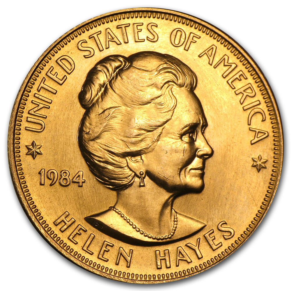 American Arts 1/2 oz. Gold Commemorative Medallion ...