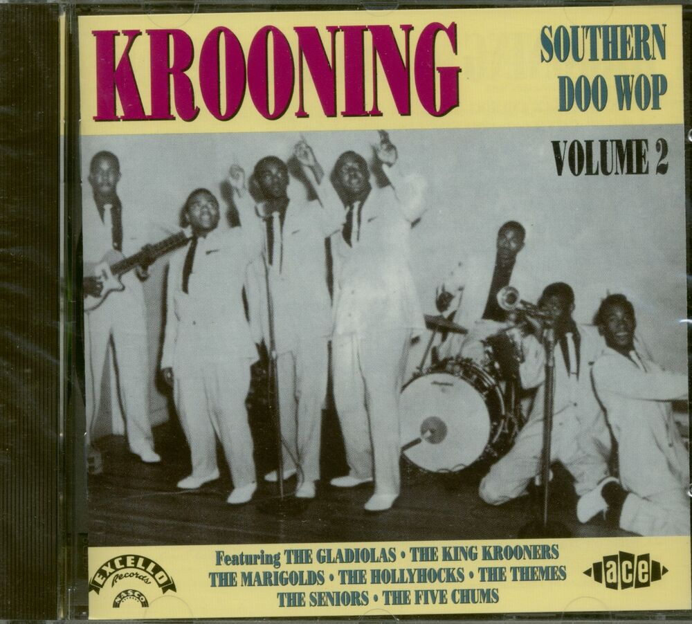 various southern doo wop krooning vol 2 vocal groups doo wop 29667162920 ebay. Black Bedroom Furniture Sets. Home Design Ideas
