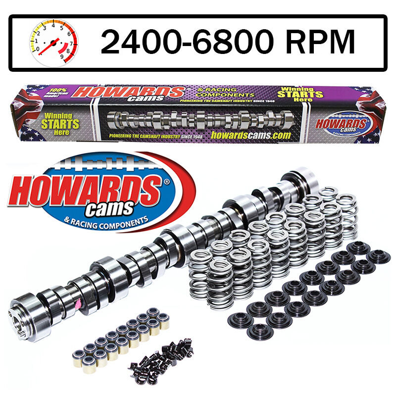 "Ls1 Psi Valve Springs: HOWARD'S GM LS1 Big Daddy Rattler 290/297 625""/625"" 109"