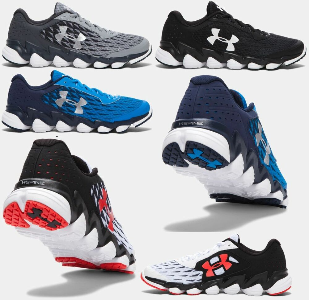 Under Armour Spine Disrupt Men S Running Shoes