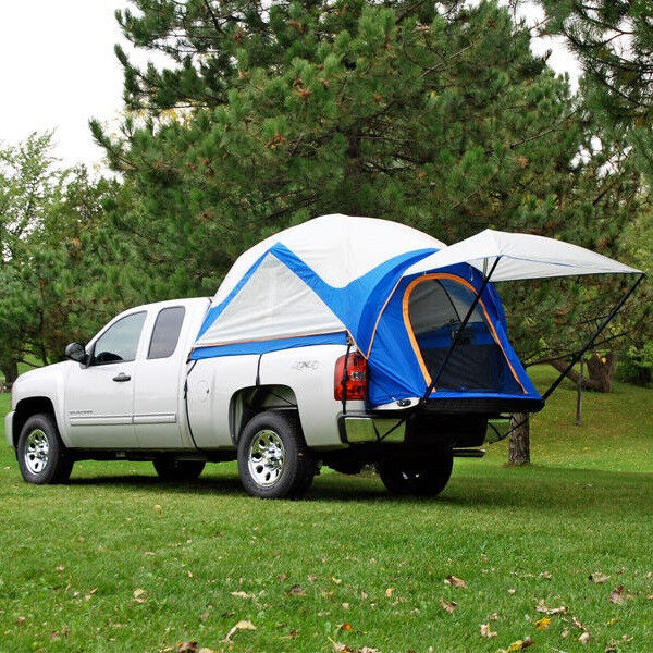 napier sportz truck tent mid size short bed 57077 truck. Black Bedroom Furniture Sets. Home Design Ideas