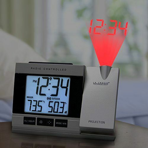 alarm clock that projects on ceiling Find great deals on ebay for ceiling clock in alarm bedside radio alarm clock projects big and clock led digital alarm clock ceiling clocks.