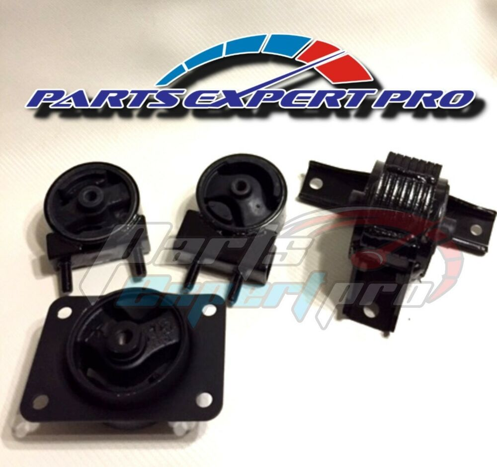 2007 2009 suzuki sx4 engine motor mount set 2 0lt w for Cadillac escalade motor mount