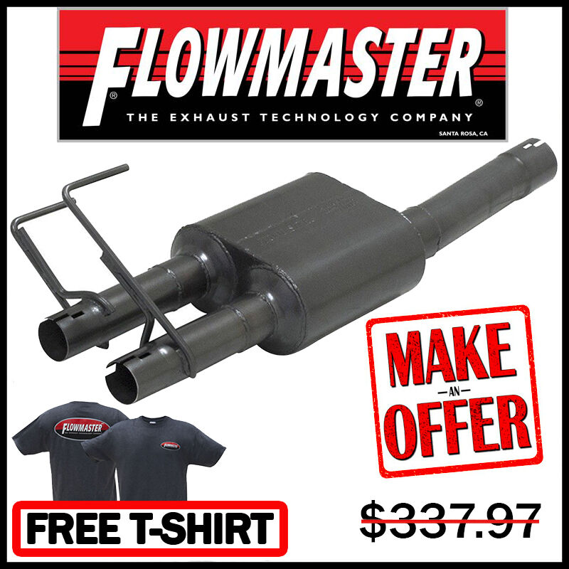 Flowmaster 2009 16 Dodge Ram 1500 5 7 Direct Fit Stainless