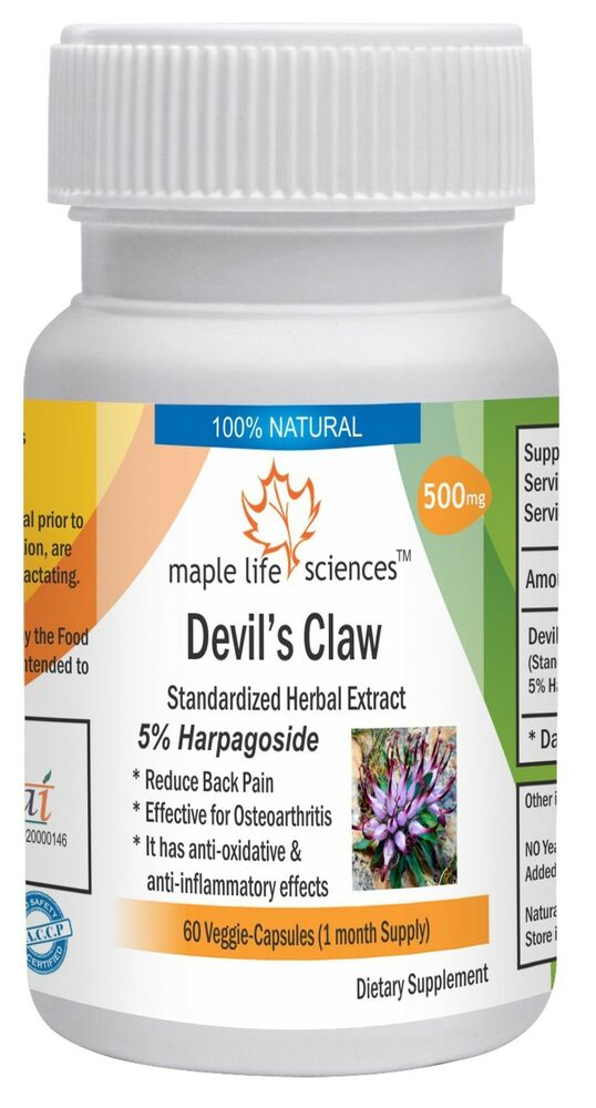 Nature S Way Devil S Claw
