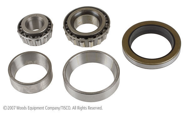 8n Ford Tractor Front Wheel Bearing : Cbpn a front wheel bearing kit for ford n naa