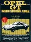 NEW OWNERS WORKSHOP SERVICE REPAIR MANUAL BOOK OPEL GT 1900 1968-1973