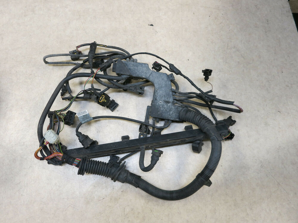 2001 2003 bmw e46 325 330 engine wire wiring harness oem. Black Bedroom Furniture Sets. Home Design Ideas
